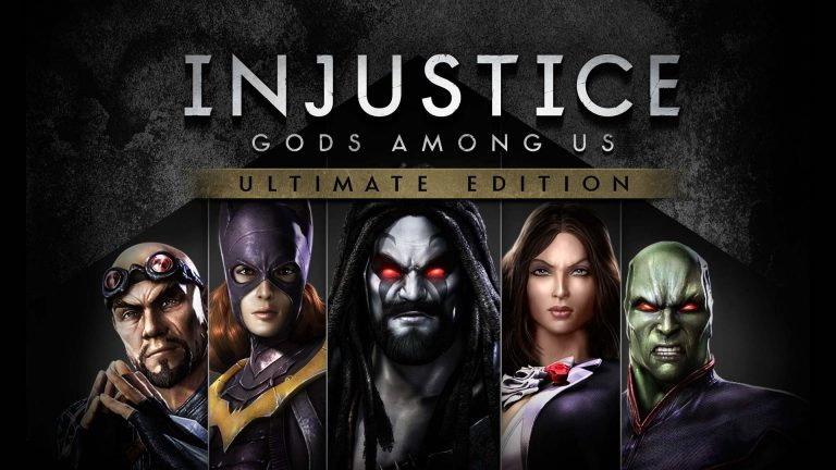 Injustice: Gods Among Us Ultimate Edition za darmo