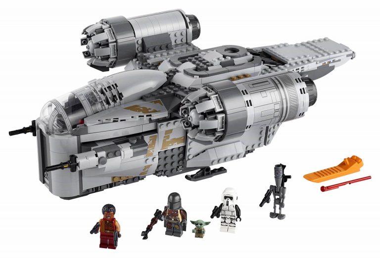 LEGO Star Wars: The Skywalker Saga – nowa seria klocków z Baby Yoda