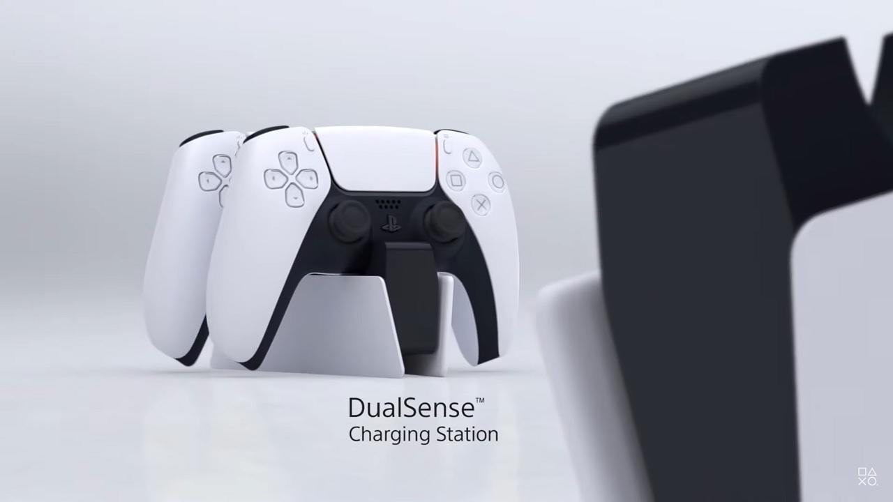 PlayStation 5 - stacja ładująca DualSense