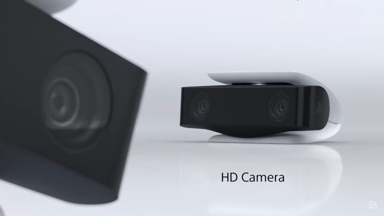 PlayStation 5 - kamera HD