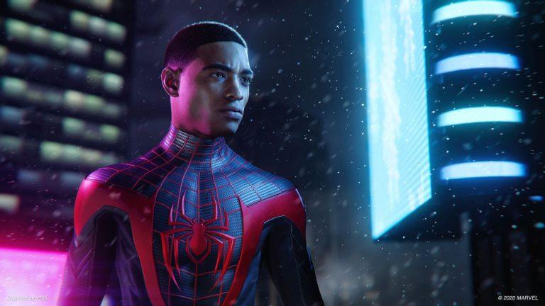 Marvel's Spider-Man: Miles Morales pierwszy rzut oka na art book