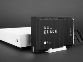 WD_BLACK D10 for Xbox