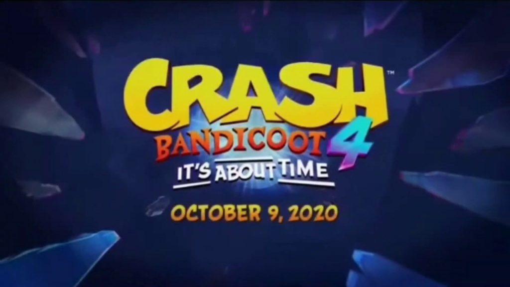 Crash Bandicoot 4 data premiery