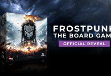 Frostpunk Board Game