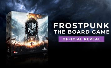 Frostpunk Board Game