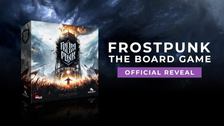 Frostpunk otrzyma własną grę planszową. Ale premiera nie nastąpi prędko