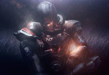 Art of the Mass Effect 2