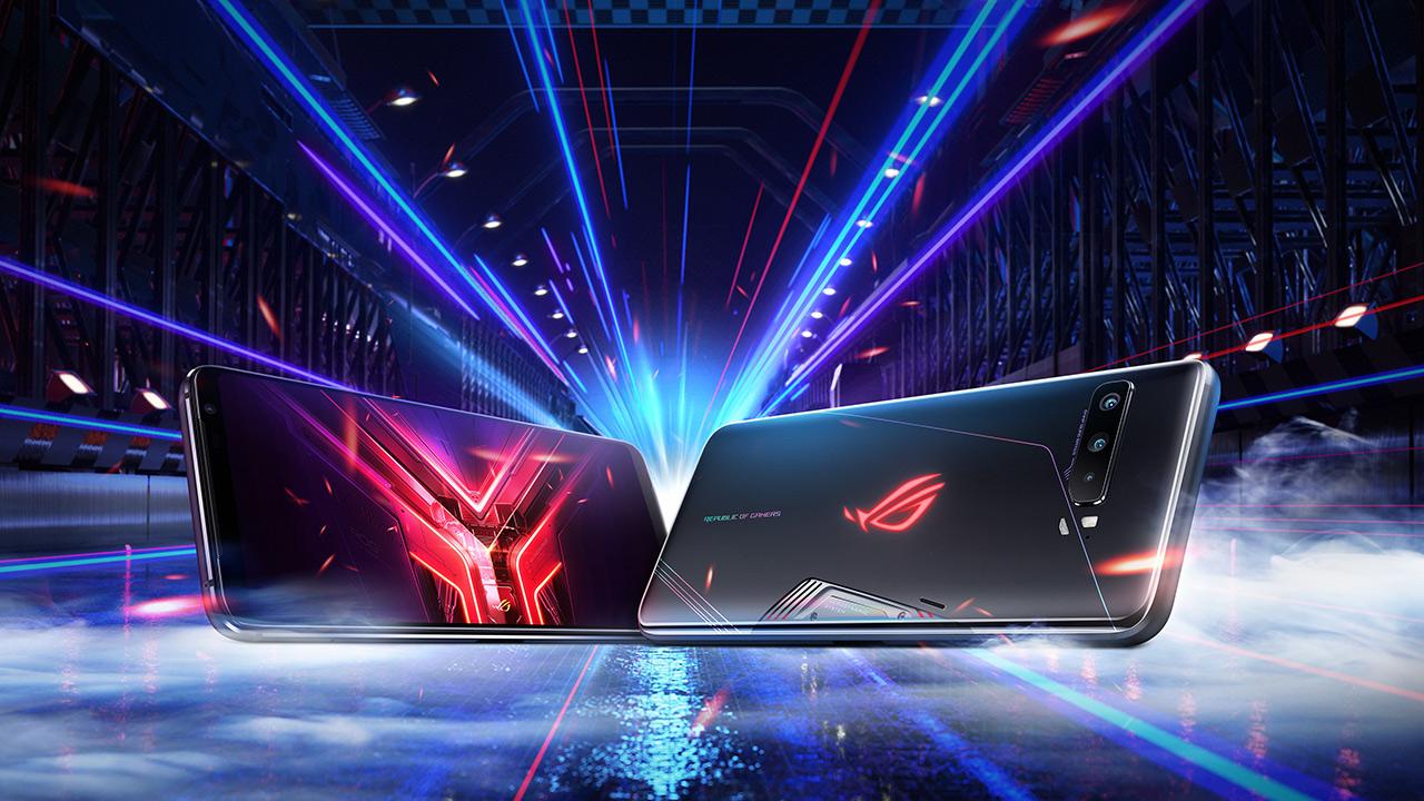 Asus ROG Phone 3 - telefon dla gracza