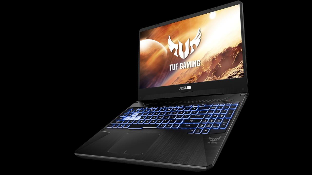 ASUS TUF Gaming FX550DT