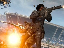 Call of Duty: Warzone - otwarty stadion