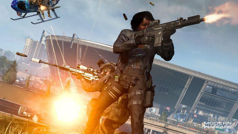Call of Duty – jak zdobyć darmowe skiny oglądając Twitcha?