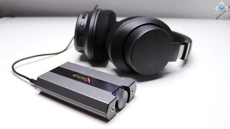Sound BlasterX G6 – recenzja zewnętrznej karty dźwiękowej