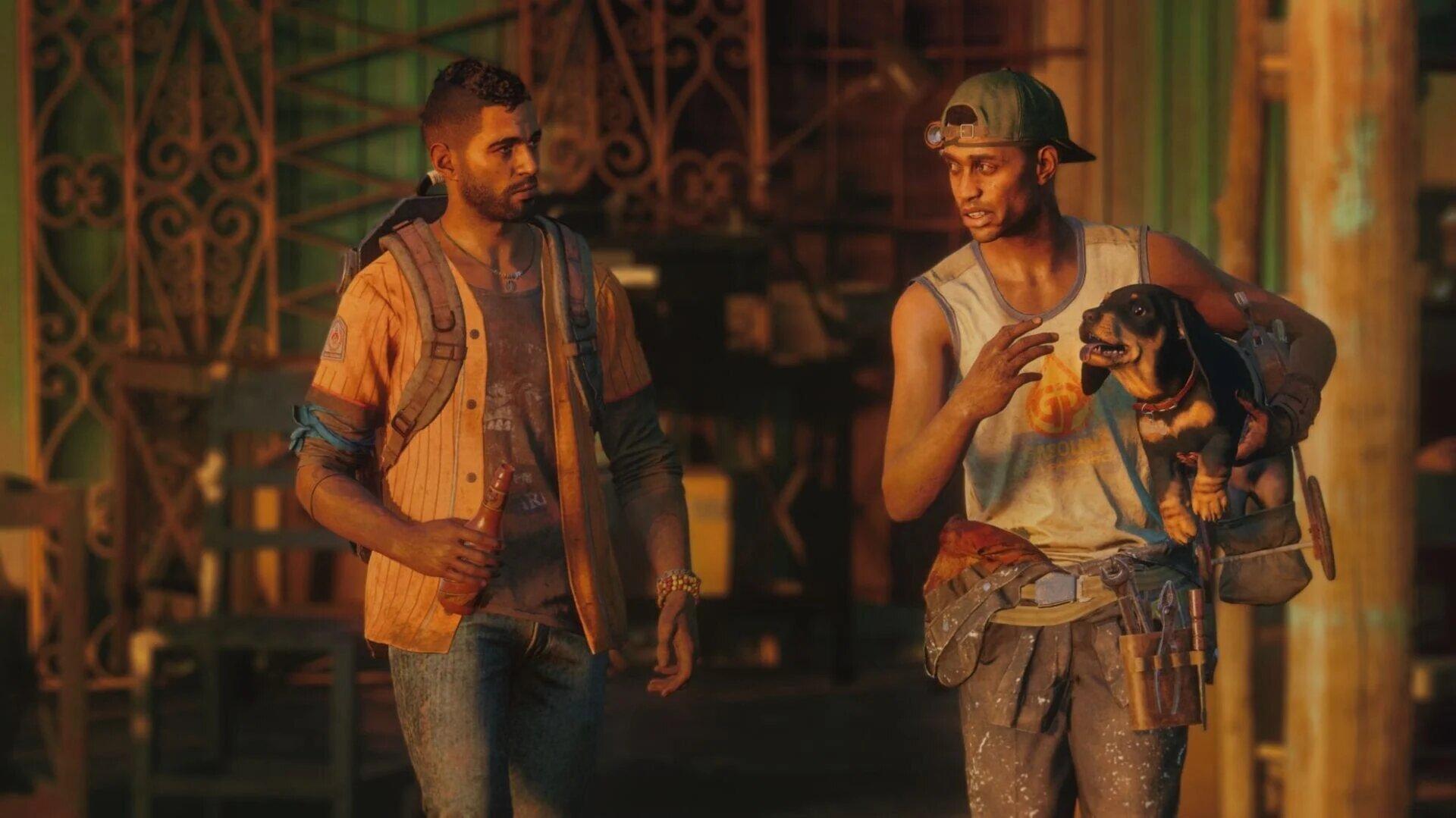 Far Cry 6 - zdjęcia