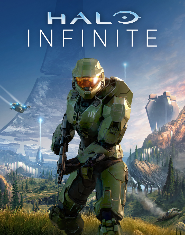 Halo Infinite artbook