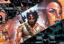 Keanu Reeves - BRZRKR