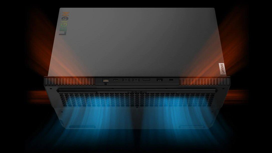 Lenovo - chłodzenie