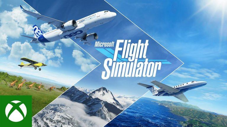 Microsoft Flight Simulator ile zajmie miejsca na dysku?