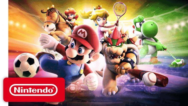 Nintendo rejestruje znak towarowy Mario Sports