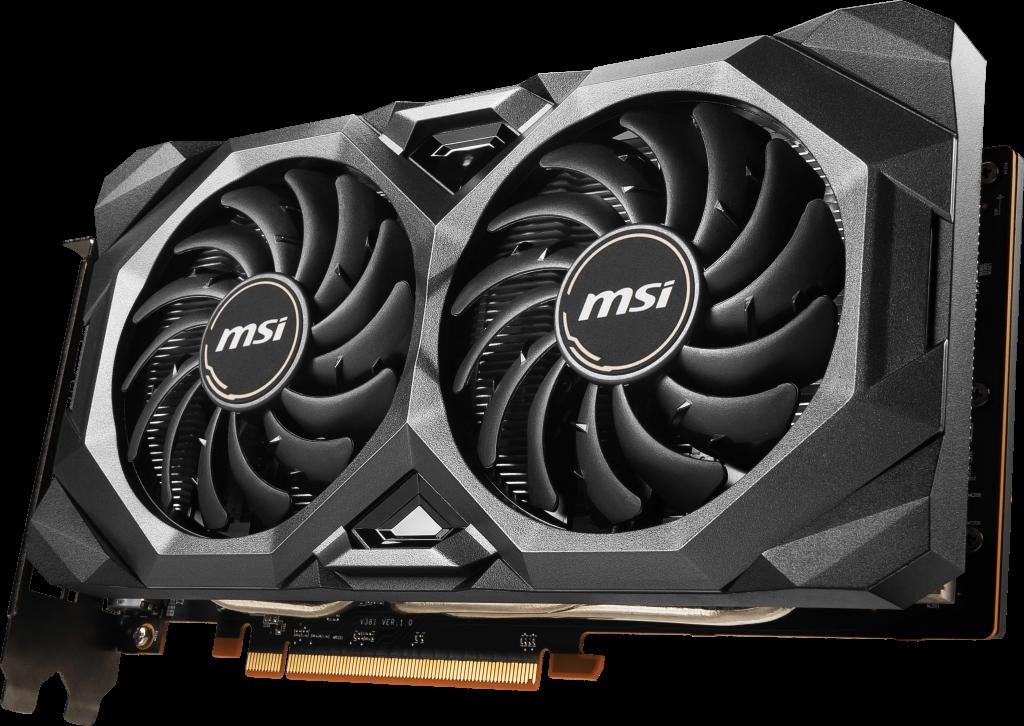 Radeon 5600 XT Mech OC