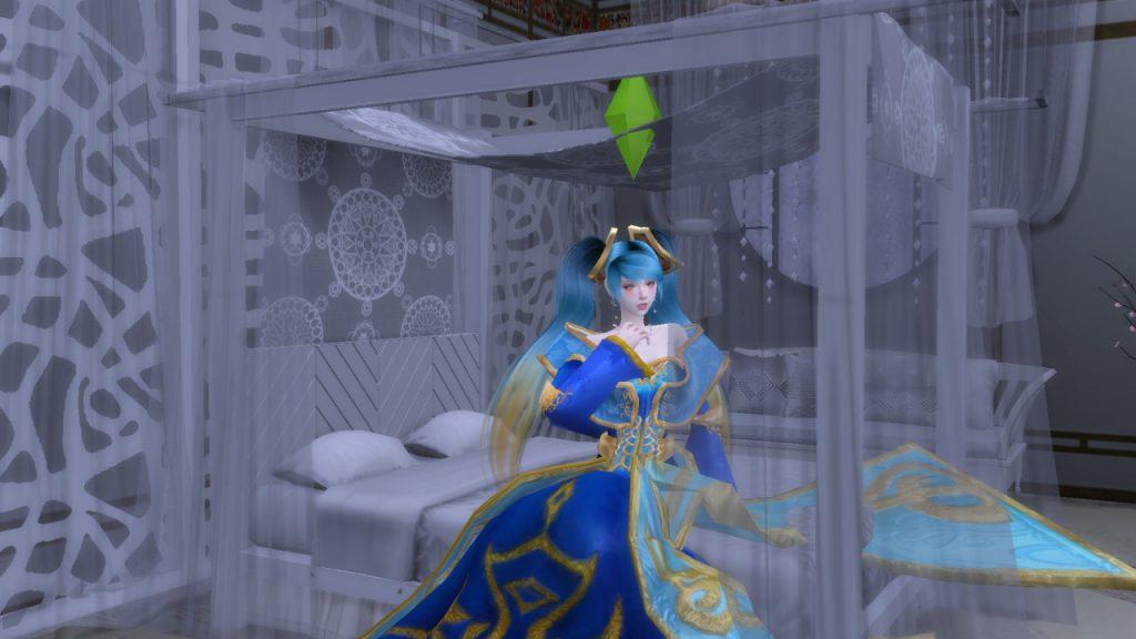 Sims 4 Sona