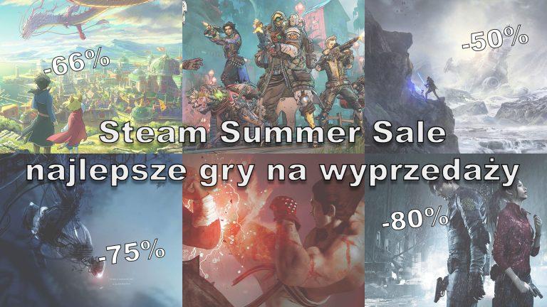 Steam Summer Sale – co warto kupić na wyprzedaży?
