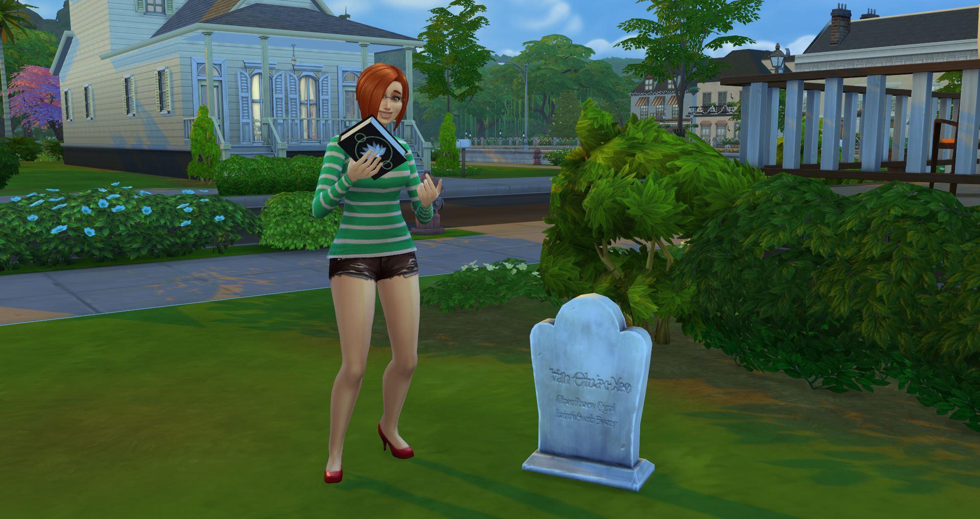the Sims 4 kody na nieśmiertelność