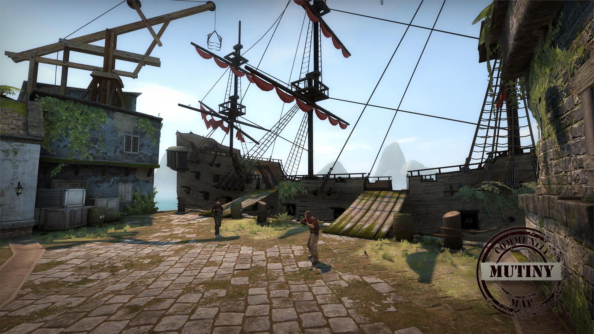 CS:GO Mutiny