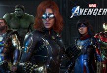 Hawkeye Marvel's Avengers