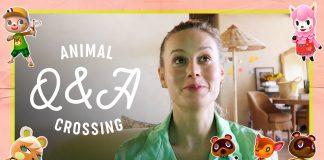 Brie Larson Animal Crossing