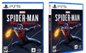 okładki gier na PlayStation 5