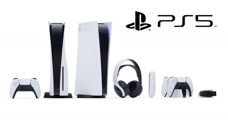 PS5 – akcesoria dotrą wcześniej niż konsola