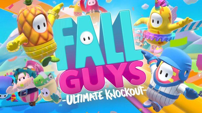 Fall Guys popularniejsze niż GTA V