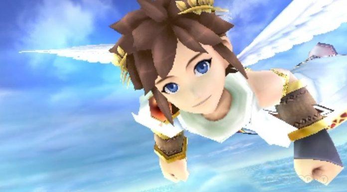 Nintendo Switch Kid Icarus