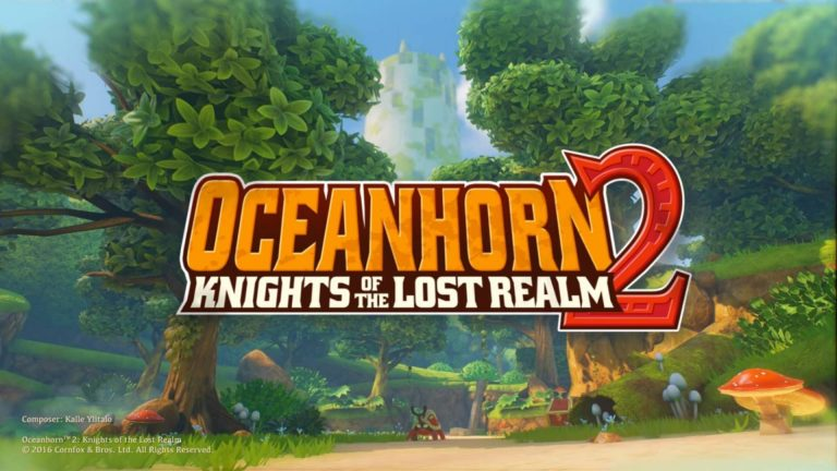 Oceanhorn 2: Knights of the Lost Realm trafi na Switch