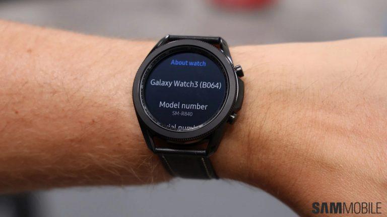 Samsung Galaxy Watch 3 – pierwsza aktualizacja dodaje brakujące funkcje