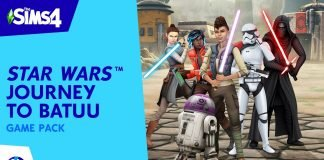 The Sims 4 Star Wars Wyprawa na Batuu