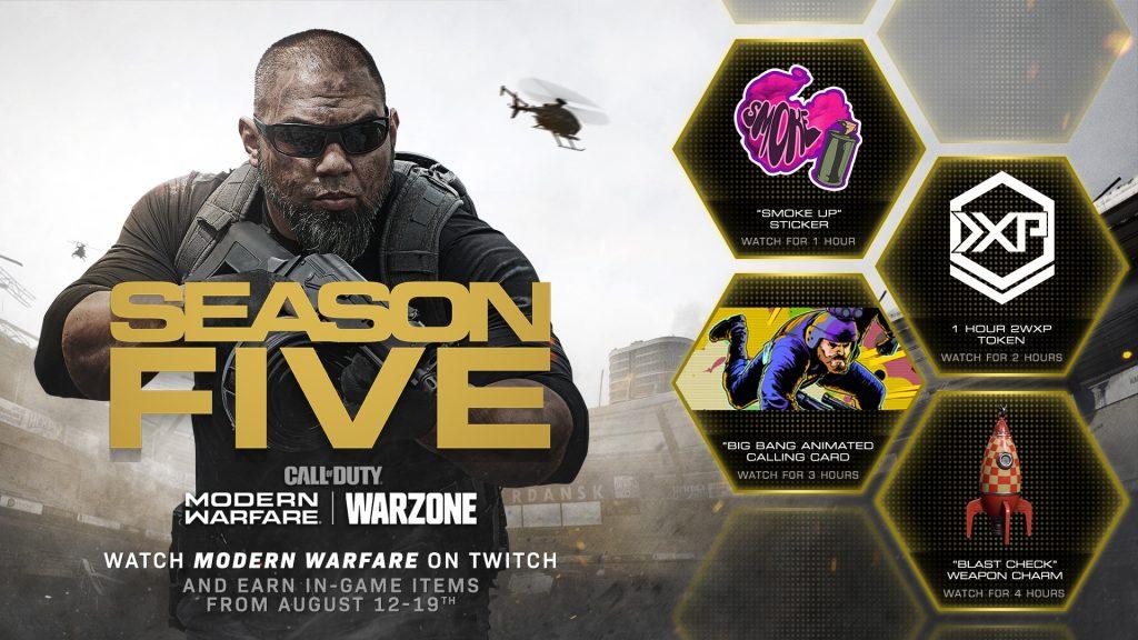 Twitch Prime Warzone