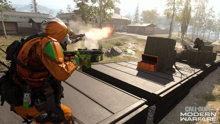 Jak szybko levelować bronie w Call of Duty: Warzone?