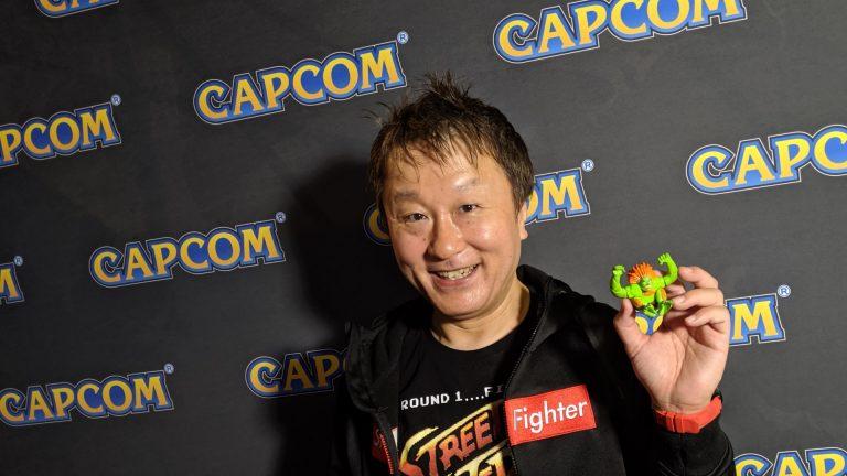 Street Fighter: Yoshinori Ono, długoletni producent gry opuszcza Capcom