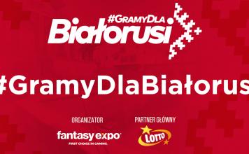 #GramyDlaBiałorusi