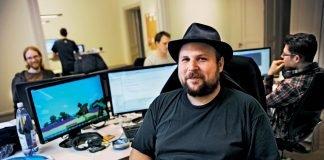 Minecraft Markus Notch Persson