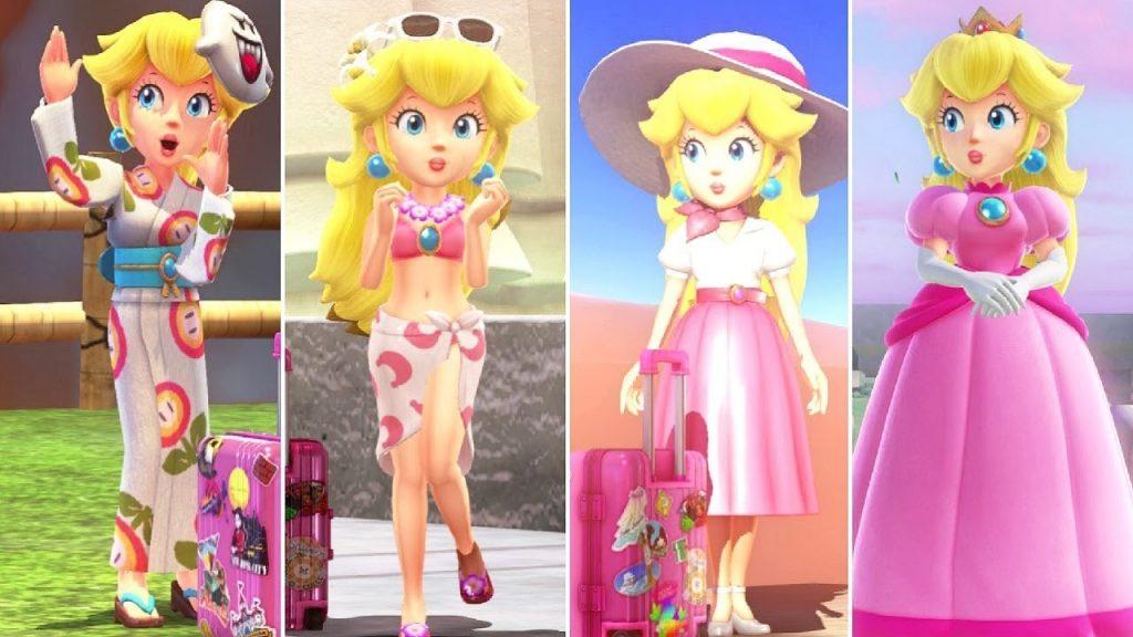 Nintendo Princess Peach