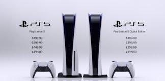 PlayStation 5 ceny