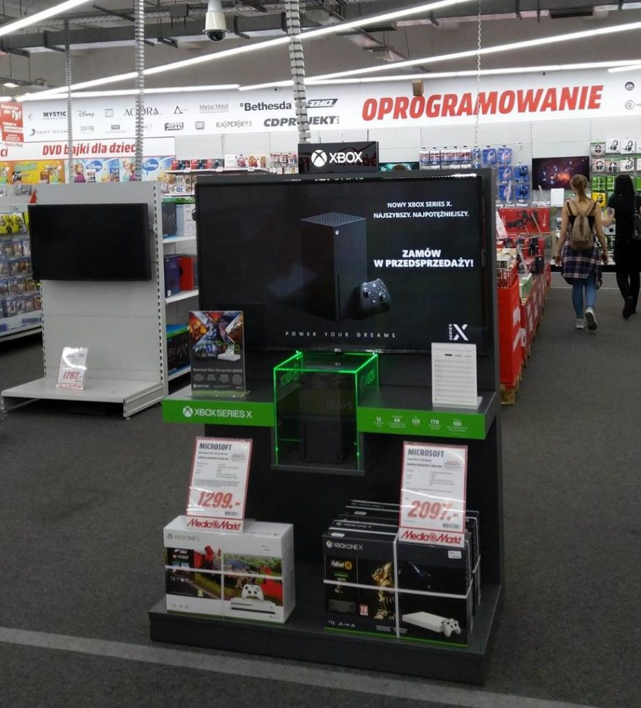 Xbox Series X Media Markt