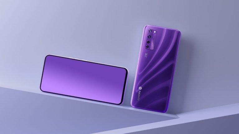 ZTE Axon 20 5G – telefon z rewelacyjnym aparatem pod ekranem