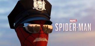 Spider-Man Spider-Glina