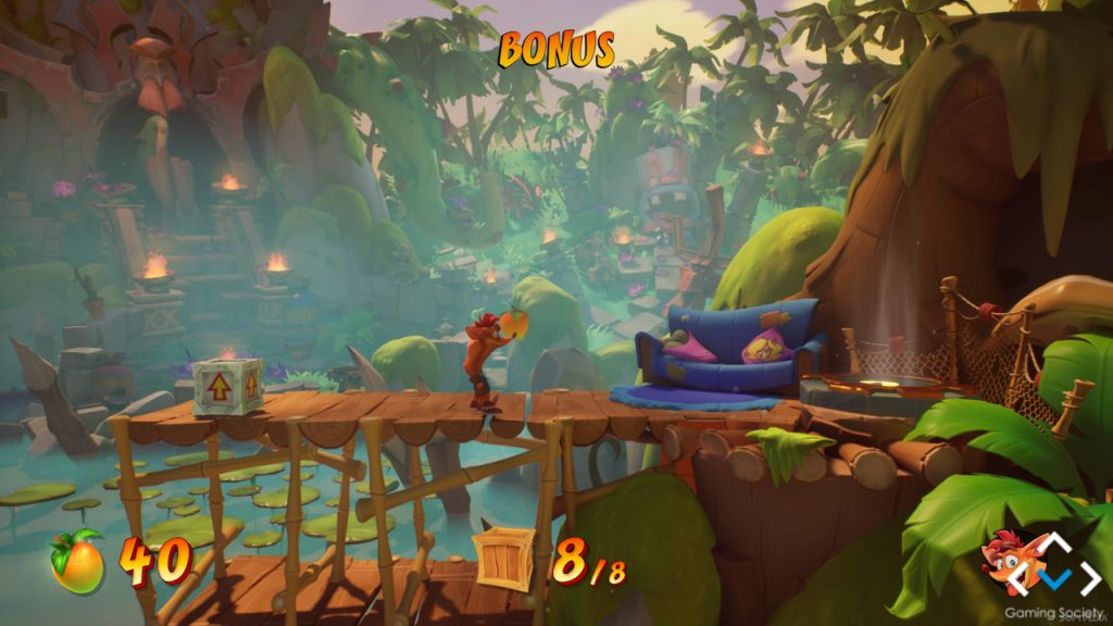 Crash Bandicoot 4-11