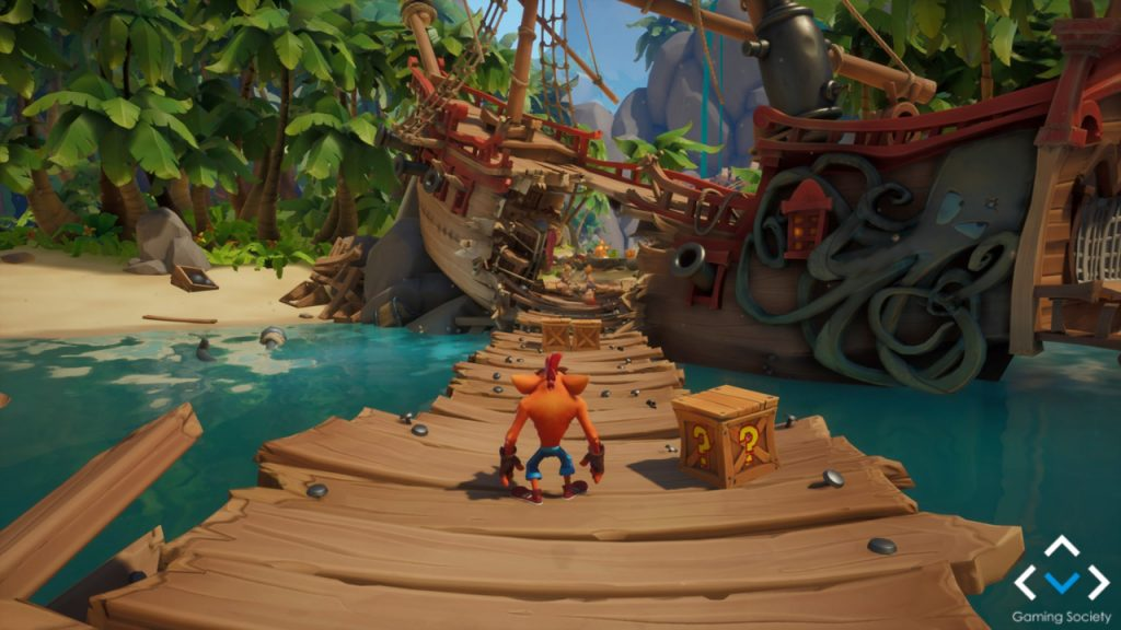 Crash Bandicoot 4-9