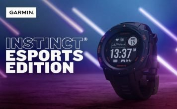 Garmin Instinct - Esports Edition