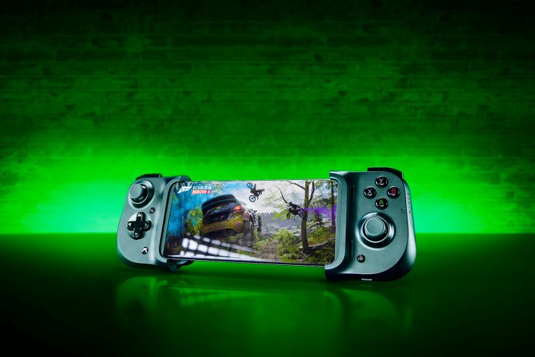 Razer Kishi i xCloud – największe hity Xboxa na ekranie waszego telefonu